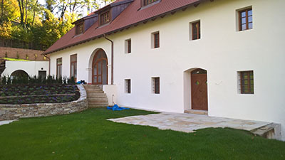 Servitenhaus Schönbühel